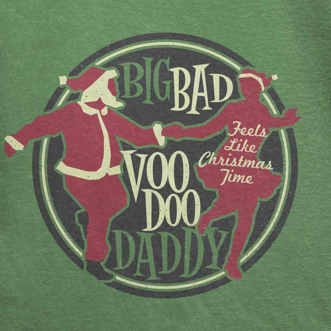 Tshirt-BigBadVoodooDaddy-Christmas