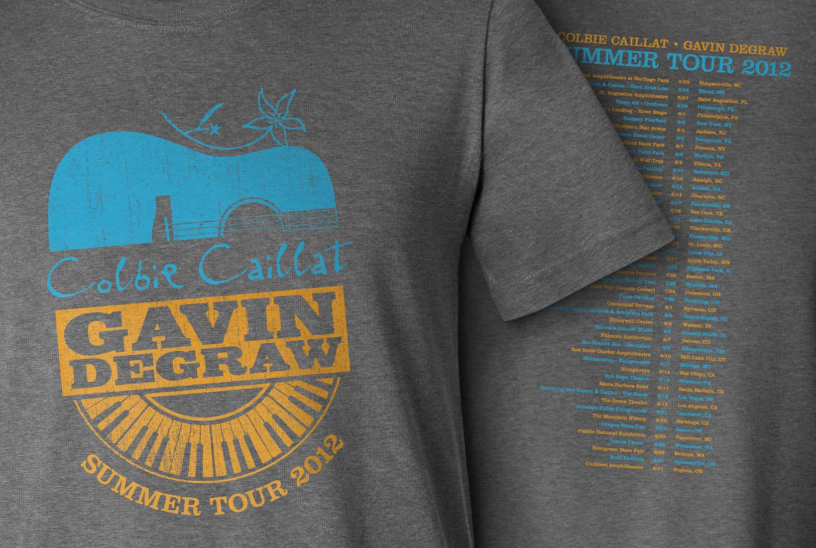 Tshirt-ColbieDeGraw-TourShirt