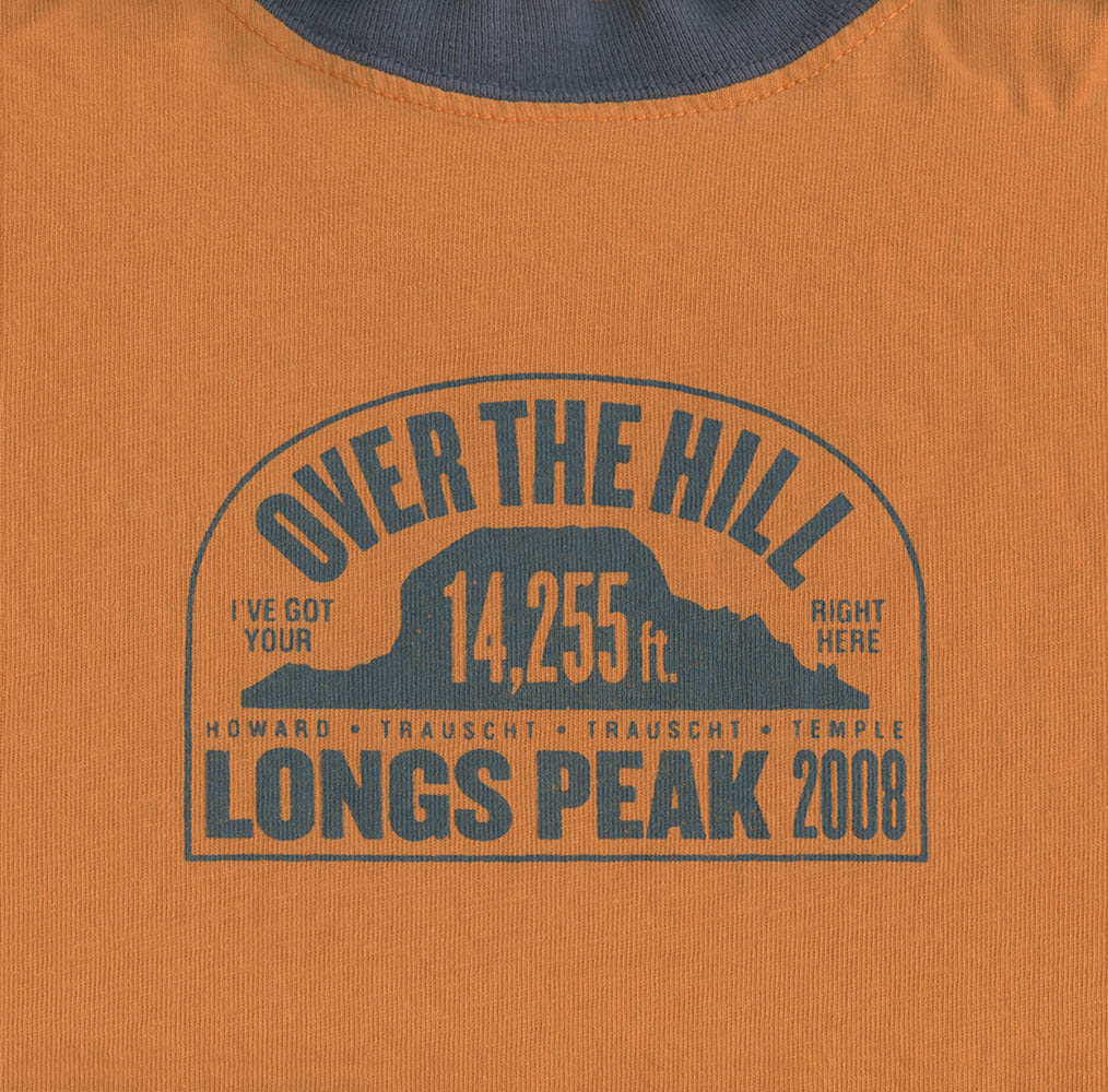 Tshirt-LongsPeak