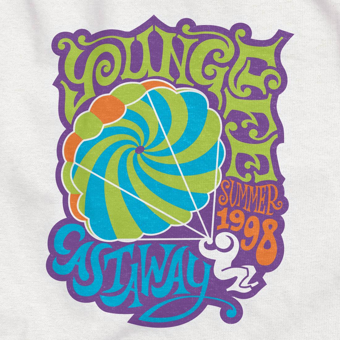 Tshirt-YL-Castaway98