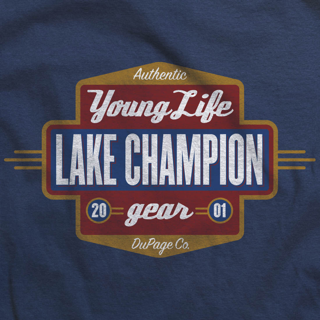 Tshirt-YL-LakeChampion