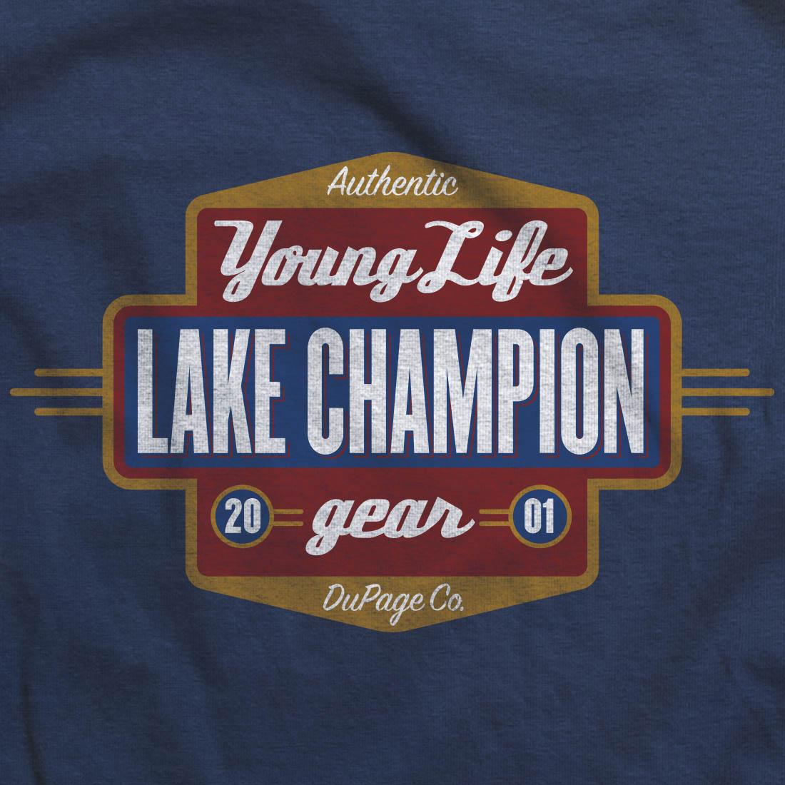 Tshirt-YL-LakeChampion