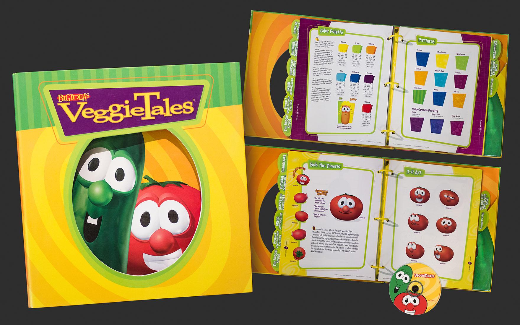 Collateral-StyleGuide-VeggieTales