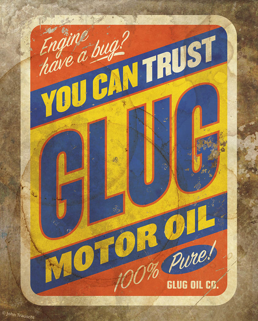 Glug Label