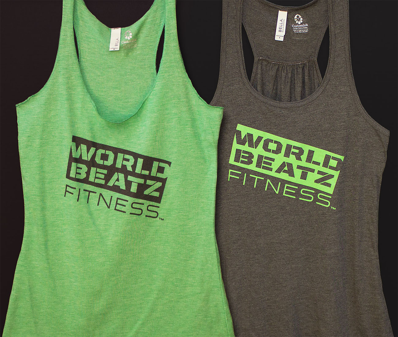 Tshirt-WorldBeatzFitness