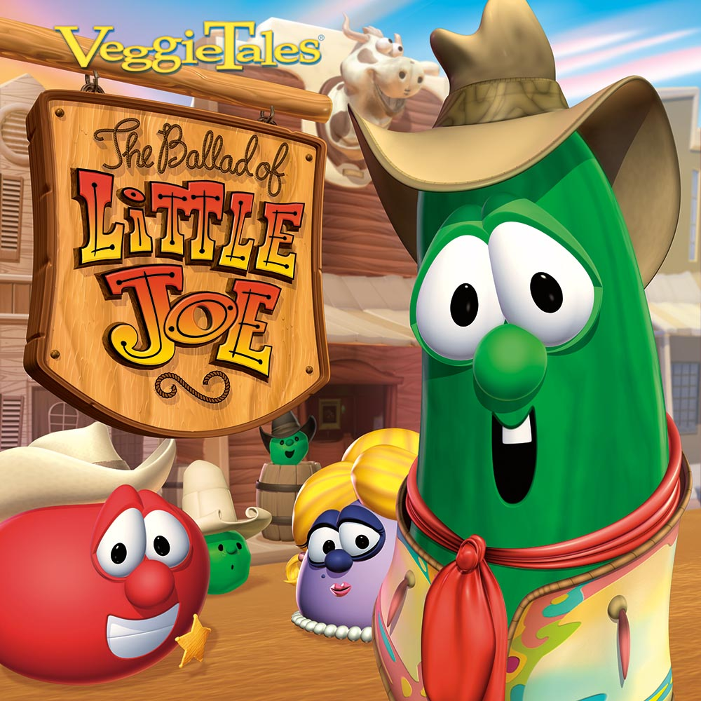 Focus On VeggieTales #1 – The Westerns