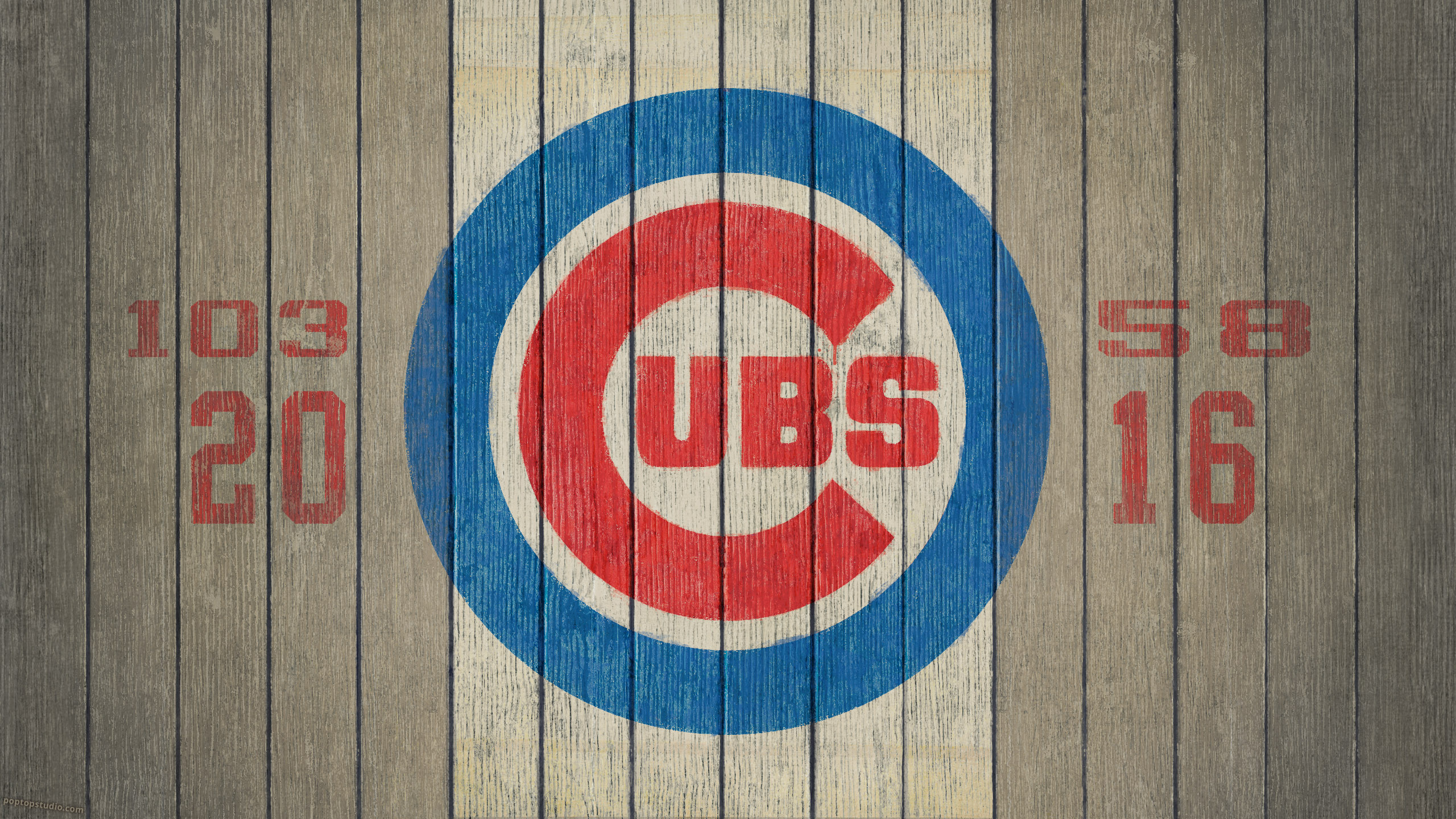 Wallpaper #4 – 2016 Chicago Cubs